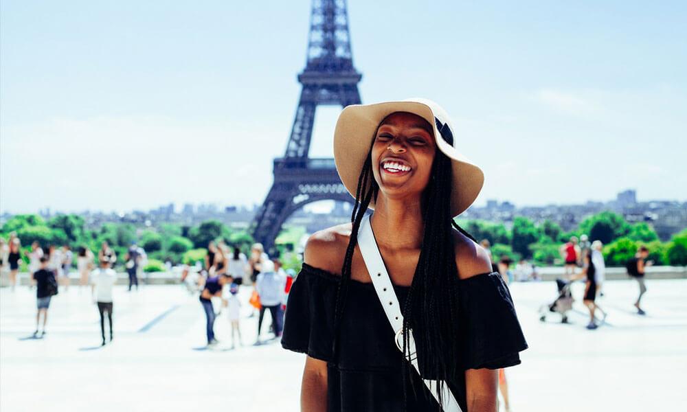 Afrikanische Frau nach Deutschland holen