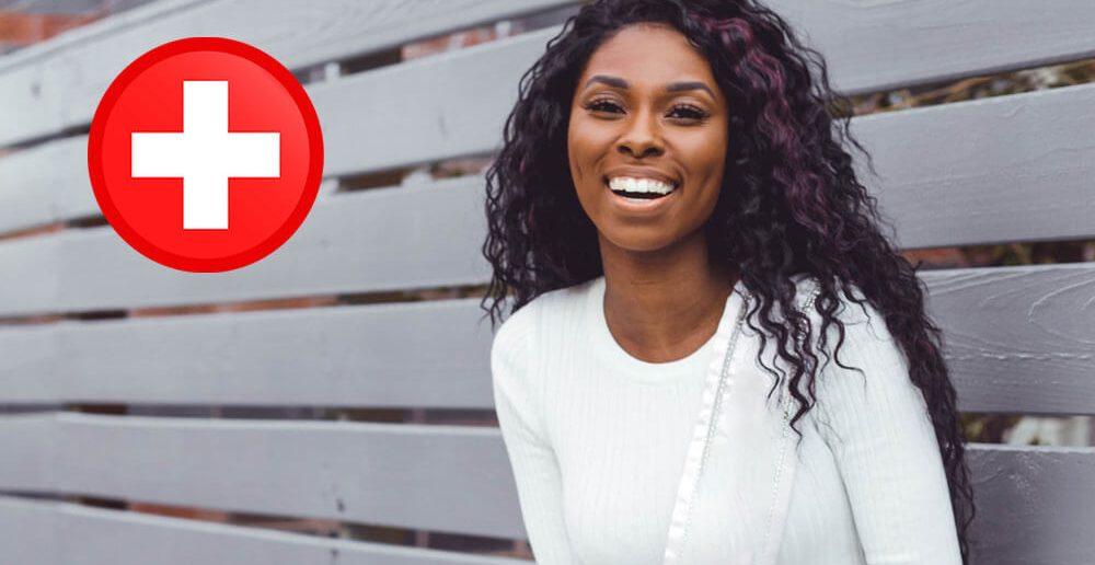 Afrikanische Frauen in der Schweiz kennenlernen