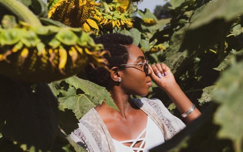 Gute afrikanische Frauen kennenlernen