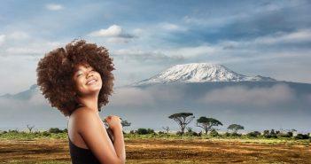 Kenia Frauen treffen
