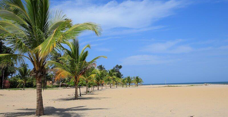 Kololi Strand Gambia
