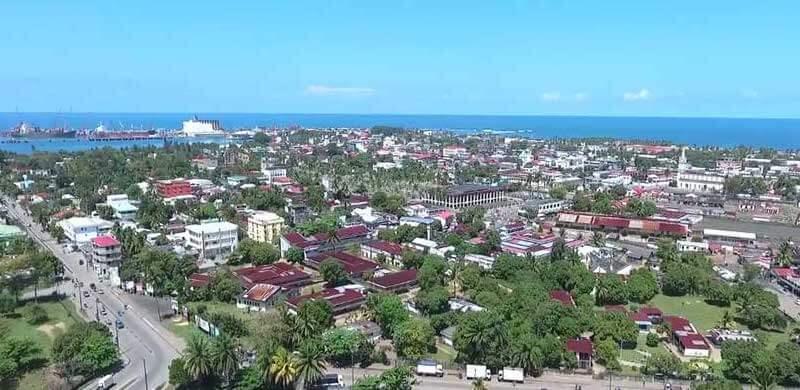 Toamasina Madagaskar