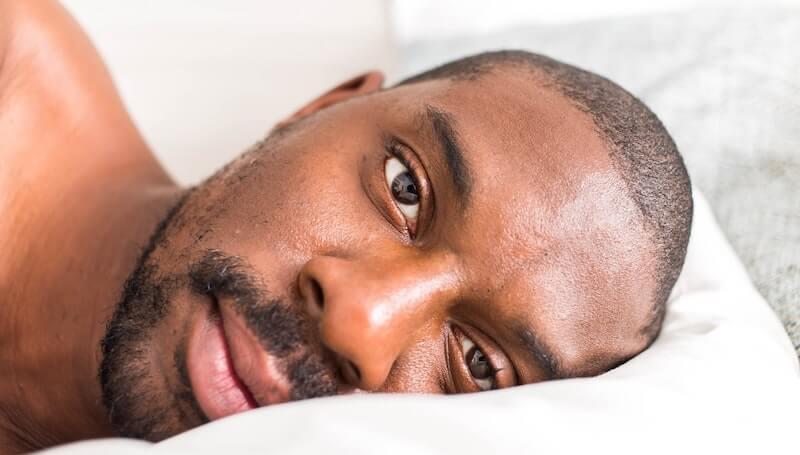 Zusammenleben mit einem schwarzen Mann